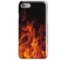 Fire case iPhone Case/Skin