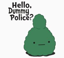 Dummy Police Kids Clothes