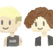 fall out boy doing this face =) by mowzerkitty