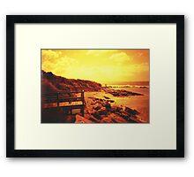 Flinders Bay Framed Print