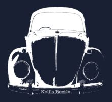VW Beetle Shirt - Kell's Beetle by melodyart