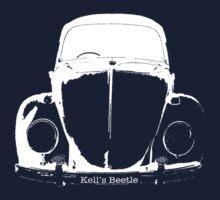 VW Beetle Shirt - Kell's Beetle by melodyart