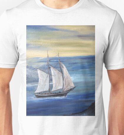 Setting Sail Unisex T-Shirt