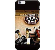 AAA iPhone Case/Skin