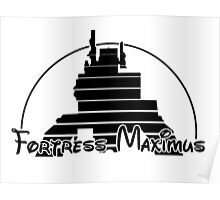 The Magical World of Fortress Maximus Poster