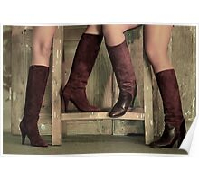 Boots Poster