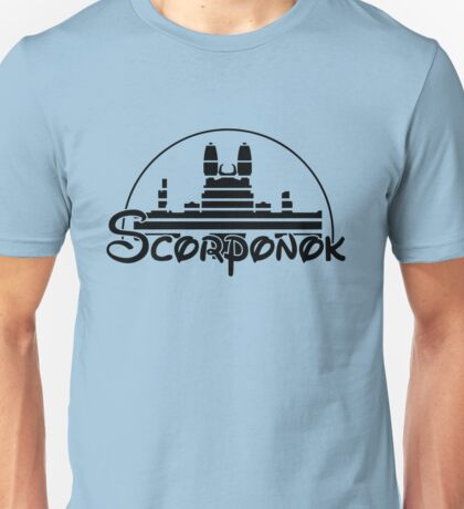 The Magical World of Scorponok Unisex T-Shirt