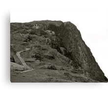 Lake District (8): Looking Up From Honister Pass Canvas Print