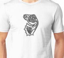 Fish Bone Unisex T-Shirt