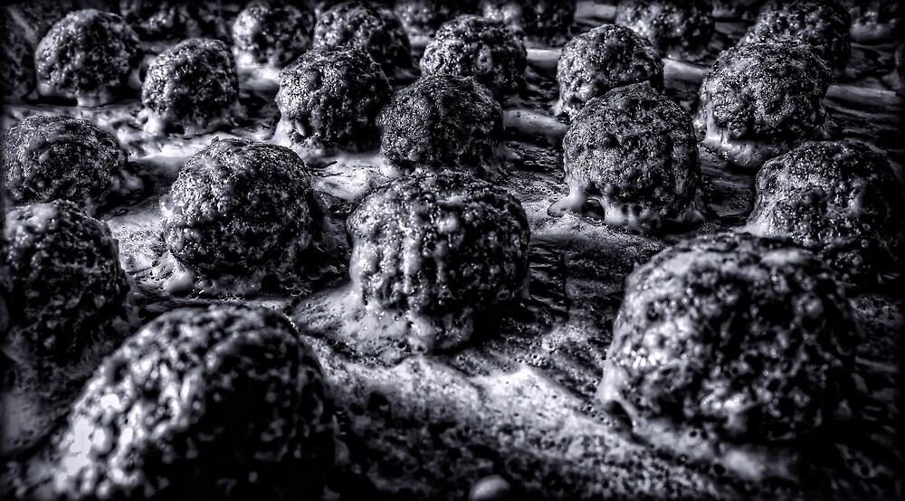 Alien Hatching Pods by Demoshane