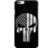 American Punisher - Subdued iPhone Case/Skin