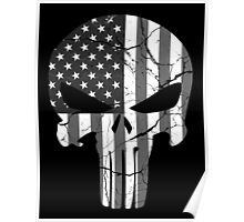 American Punisher - Subdued Poster