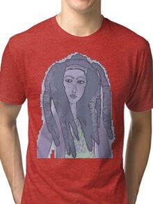 reggae 01 Tri-blend T-Shirt