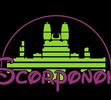 The Magical World of Scorponok - G1 Colors by UltraPrimal