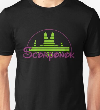 The Magical World of Scorponok - G1 Colors Unisex T-Shirt