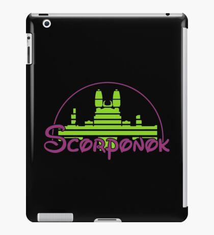 The Magical World of Scorponok - G1 Colors iPad Case/Skin