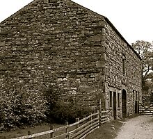 Lake District (11): Outbuilding at Syke Farm by Ian Ker