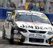 James Courtney @ Sydney Telstra 500 by Bill Fonseca