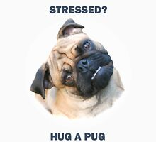 Pug Stress Relief Unisex T-Shirt