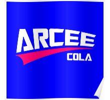 Arcee Cola Poster