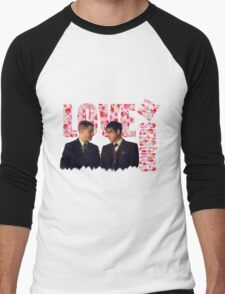 gotham Men's Baseball ¾ T-Shirt
