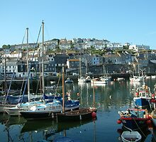 Mevagissey-cornwall by keithbutcher