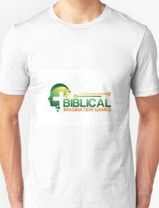 Biblical Imagination Games Logo Unisex T-Shirt
