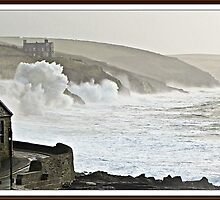 """ The Tiny Port of Porthleven"" by mrcoradour"