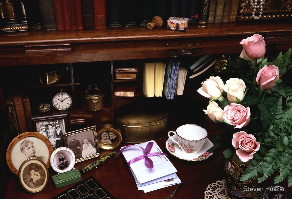 Grandma's Memories by Steven Huszar