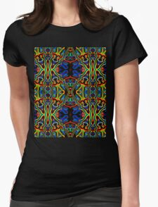 Tribal Visions Psychedelic Abstract Pattern 1 T-Shirt