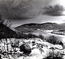 Bear Mountain, New York by Steven Huszar