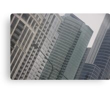 Chicago (Architect) Canvas Print