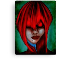 Young Vampire Canvas Print