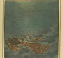 Stories from Hans Andersen - Art by Edmund Dulac - 1911 - 0213 - The Mermaid - Dashed Overboard by wetdryvac