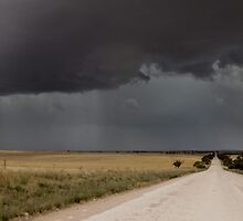 Storm Clouds, Jabuk South Road by Matt Harvey