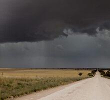 Storm Clouds, Jabuk South Road by Matt Harvey