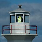 Lighthouse at Cape Spear by DebYoung