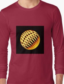 Red Sun Long Sleeve T-Shirt