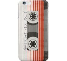 GotG - Tape iPhone Case/Skin