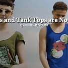 Scoop Necks and Tank Tops are Now Available by Redbubble Community  Team