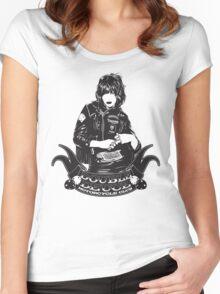 Double Deuce MC Women's Fitted Scoop T-Shirt