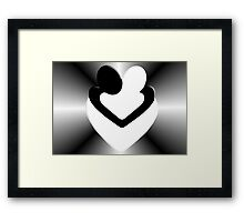 EMBRACE 6 Framed Print