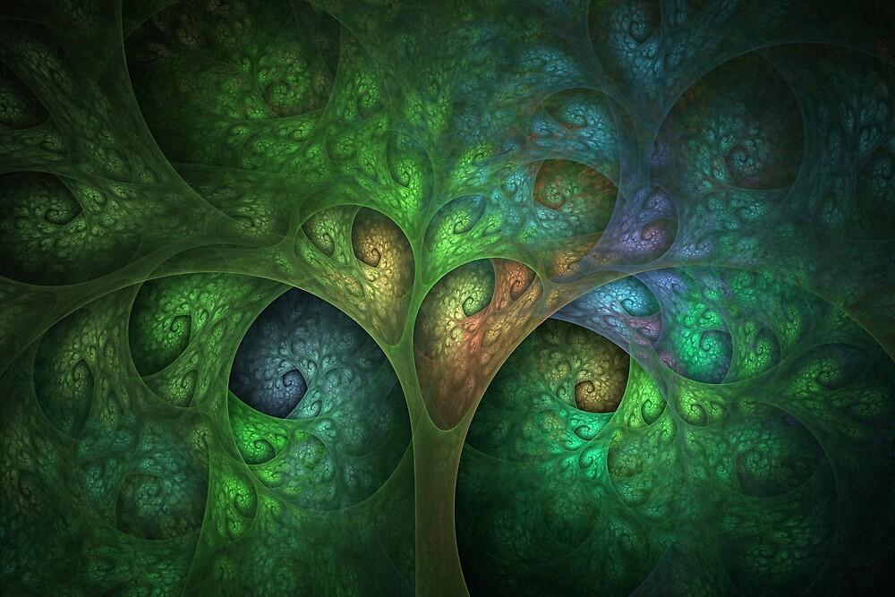 Spring Tree by ClaireJones