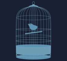 bird in cage by Alejandro Durán Fuentes