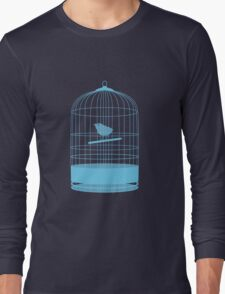 bird in cage T-Shirt