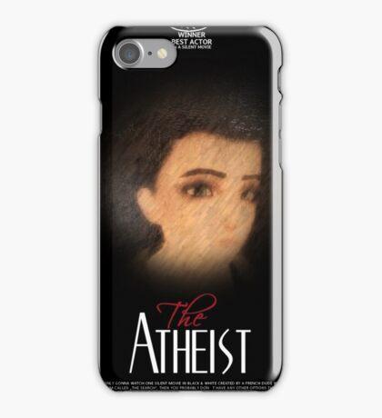 Loki gag the atheist iPhone Case/Skin