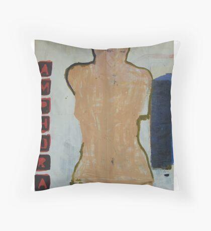 amphora Throw Pillow