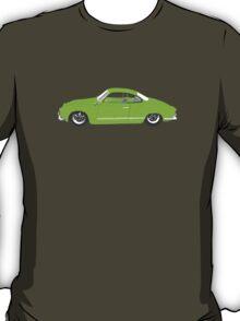 Green Karmann Ghia Tshirt T-Shirt