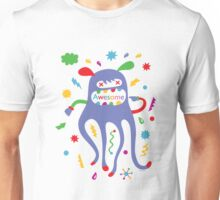 critter awesome - light Unisex T-Shirt