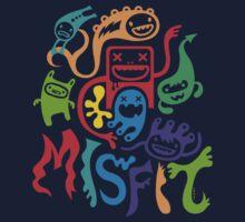 misfits - dark One Piece - Short Sleeve